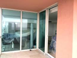 slider door wheels striking sliding glass how to replace patio replacement wheel parts