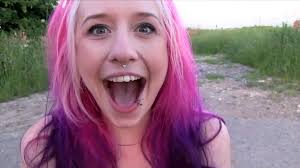Emo girls fucking outdoors