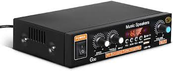 HiFi Stereo <b>Audio Amplifier</b>,Archeer 2 x 45W Dua <b>Wireless</b> Bluetooth ...