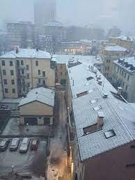 Foto Meteo: Neve A Padova « 3B Meteo