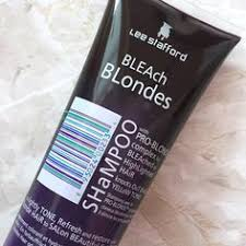 <b>Lee Stafford Bleach Blondes</b> Shampoo - A Review | Bleach blonde ...