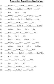 free balancing equations 13