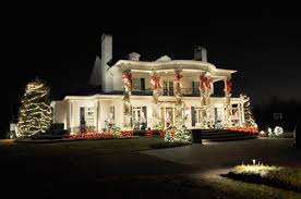 Outdoor Christmas Decorating 40 Outdoor Christmas Lights Decorating Ideas All About Christmas