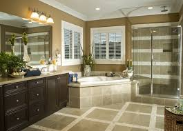 Riverside County Home Remodeling Contractor RBC - Remodeled master bathrooms