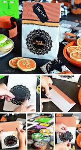 homemade halloween candy bags. Exellent Bags DIY Halloween Treat Bags Perfect For Cookies Candy Or Halloween Favors To  Pass Out Trickortreaters Party Guests Inside Homemade Candy Bags G