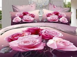 housse de couette whole 4 pcs 3d bed linen 3d bedding set king size