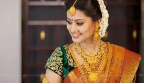 10 gorgeous nethi chuttis for south indian bridal hairstyles