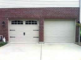 garage door ideas faux inside garage door paint ideas