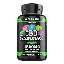 CBD Gummies 100-Count - Texas CBD Emporium