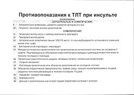 Алгоритм тромболичиеской терапии при инсульте  page 00030