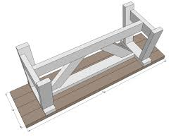 The Making Of  Storage Bench  Storage Benches Bench And RustKreg Jig Bench Plans