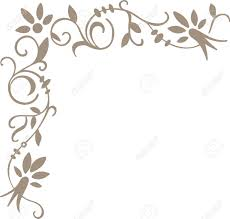 Scroll Border Designs This Is A Beautiful Scroll Border To Add To Your Design Get