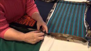 How To Make A T-Shirt Rag Quilt - YouTube &  Adamdwight.com