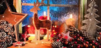 Individuelle Weihnachtsdeko Für Die Fensterbank