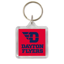 View our wide range of custom keychains. Neil Square Acrylic Keychain University Of Dayton Bookstore