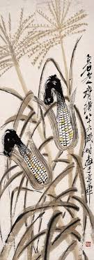 painted by qi baishi 齊白石 china museum chinese art galleries