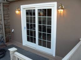 Decorating marvin sliding patio doors images : Modern Style Marvin Sliding French Doors With Coastal Hurricane ...
