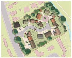 planning permission secured for residential development in newcastle under lyme