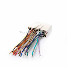 harness wire picture more detailed picture about car radio cd car radio cd player wiring harness audio stereo wire adapter for ford install aftermarket stereo