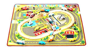 train area rug track large car cars rugs coffee toddler to carpet gripper mat grippers thomas