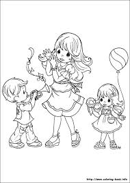 Precious Moments Coloring Sheets Precious Moments Coloring Book