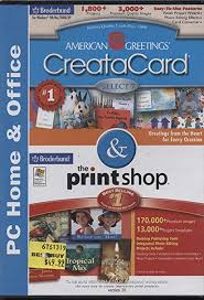 American Greetings Templates American Greetings Creatacard The Print Shop Version 2 0