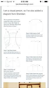 fold fitted sheet how to make fitted sheets diagram for folding fitted sheet fitted