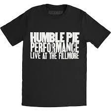 John peel bbc radio one live concert (september 20th, 1970). Humble Pie Humble Pie Men S Live At The Fillmore Slim Fit T Shirt Small Black Walmart Com Walmart Com