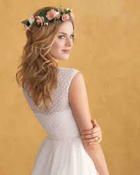 Wedding Hair Style Picture floral wedding hairstyles martha stewart weddings 2541 by wearticles.com