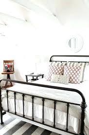 white wrought iron bed.  Wrought Iron Wrought Bed Frame Rod Queen White    With White Wrought Iron Bed E
