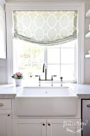 Short window treatments would also be Von proof!