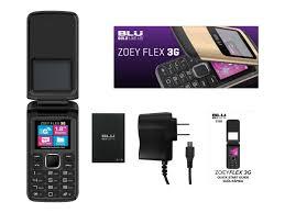 BLU Zoey Flex Z130 Unlocked GSM Dual ...