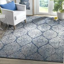 blue and grey area rug katie navy blue gray area rug reviews birch lane blue grey