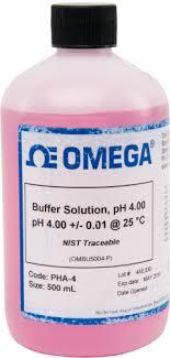 25587 4 Ph Buffer Solution 500 Ml