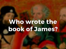 Who Wrote The Book Of James Zondervan Academic