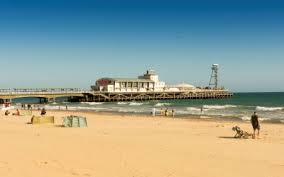 Bournemouth beach is divided into zones to make it safe and accessible for everyone. Bournemouth Beach Visit Bournemouth
