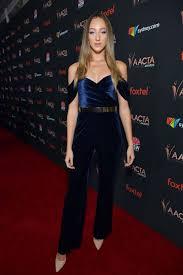 Ava Michelle - 2020 AACTA International Awards • CelebMafia
