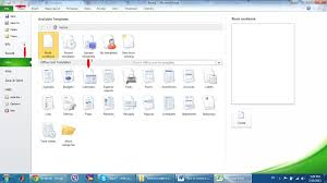 How To Create Template In Excel 2010 How To Create A Calendar In Microsoft Excel 2010 Software Ask