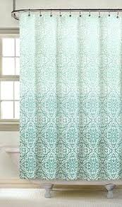 teal striped shower curtain. teal and white curtains black striped shower curtain fancy