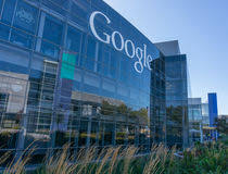 google office in usa. Exterior View Of Google Office Stock Photos In Usa U