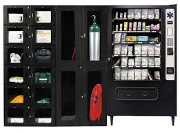 Medical Vending Machine Magnificent Vending Machine And Locker UCapIt Medical Vending Machines