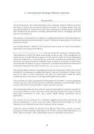 Partnership Proposal Samples Partnership Proposal Letter Strategic Alliance Sample