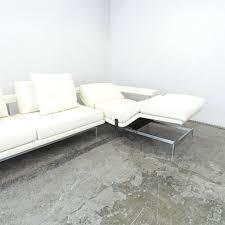 Dreipunkt D160 Living Comfort Designer Cornersofa Leather