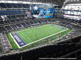 Cotton Bowl Seats View Theworkfromhomewife Co
