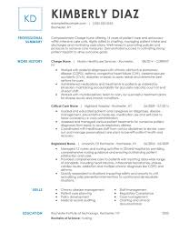 Cover Letter For Case Manager With No Experience Unforgettable Registered Nurse Examples To Stand Out Sample