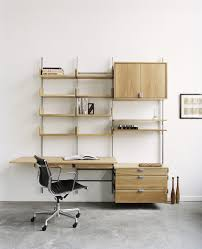 office shelving systems. Wood Desk Shelving Systems Office