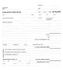 Bill Of Sale Form Souvenirs Enfance Xyz