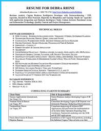 Intelligence Analyst Resume Examples nice Incredible Formula to Make Interesting Business Intelligence 39