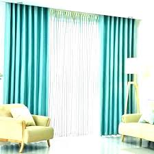 single panel curtain. Single Panel Curtain Ideas Double