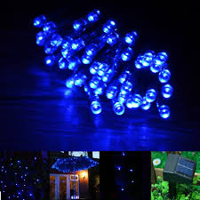 100 White Outdoor Led Solar Fairy Lights Us 13 22 10 Off 12m 100 Led Solar Panel Powered Fairy String Lights Lamp For Outdoor Garden Home Christmas Wedding Party Xmas Tree Decoration In